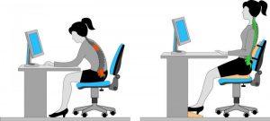 ghế massage toàn thân trị đau lưng
