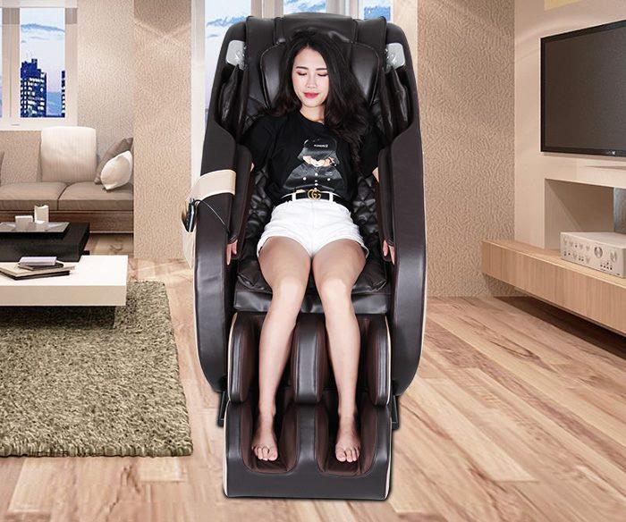 Có nên muaghế massage giá rẻ Shika?