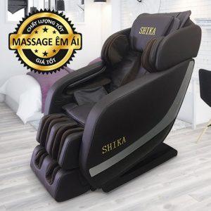 Ghế massage toàn thân 3D Shika SK-8926N