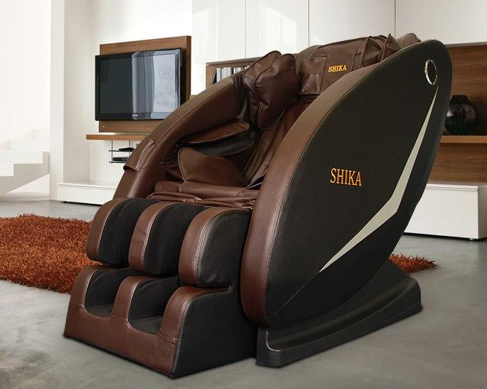 Ghế matxa Shika 113 giá rẻ đầy đủ tính năng