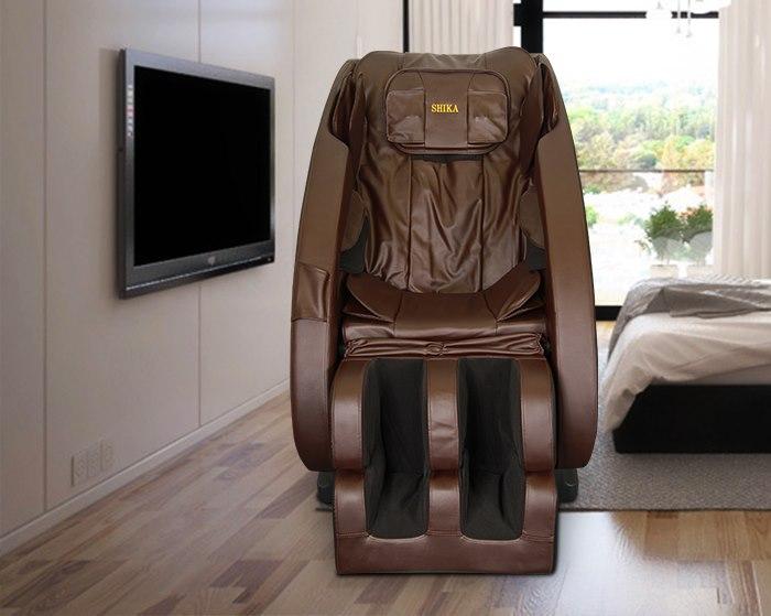 Những lý do khiến ghế massage Shika 113 được ưa chuộng nhất