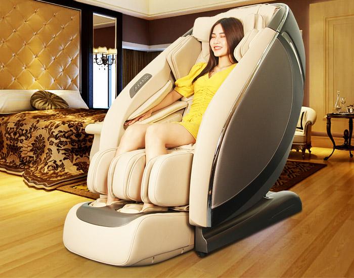 Thực hư công dụng trị bệnh của ghế massage shike?