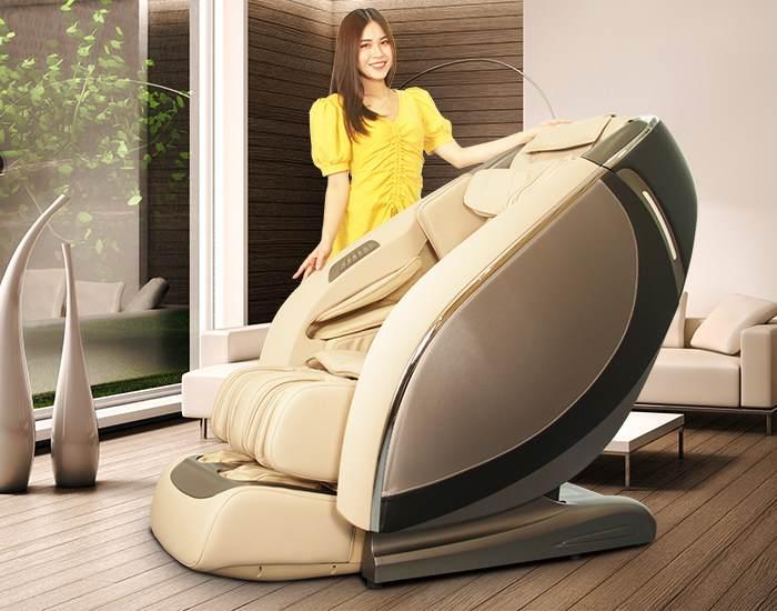 Nên sử dụng ghế massage toàn thân vào lúc nào trong ngày?