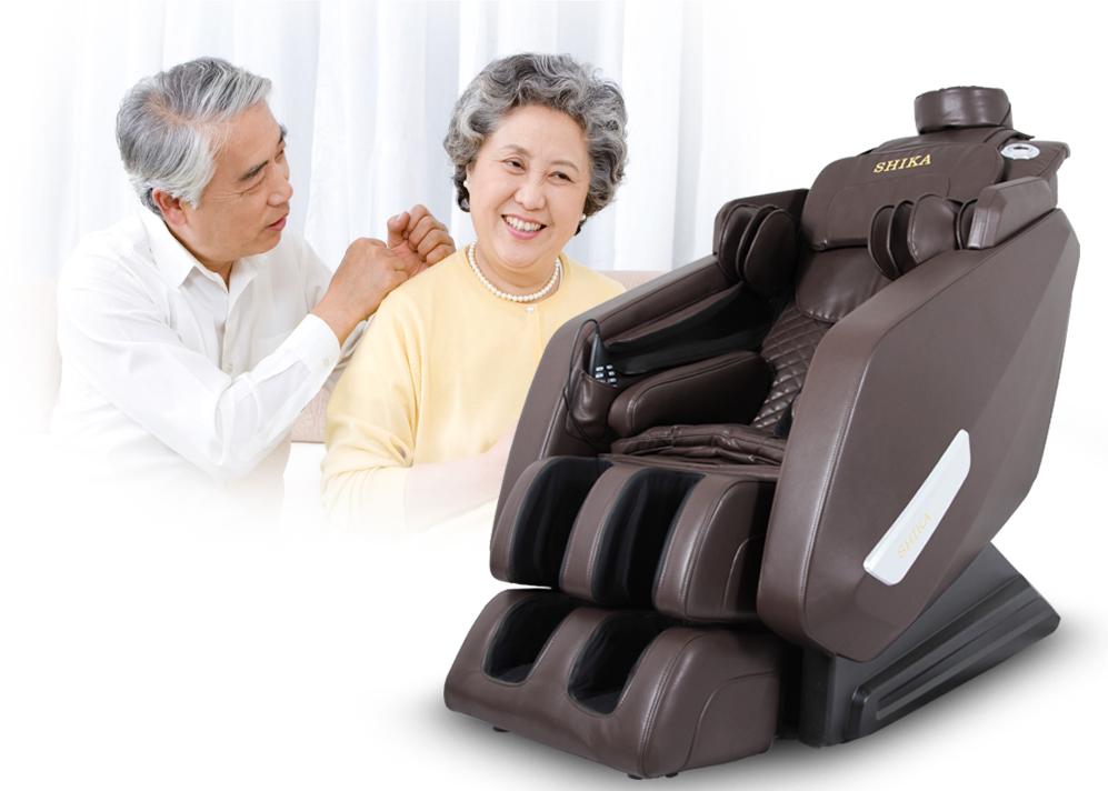 3 điều nhất định phải biết khi mua máy mát xa cho người cao tuổi