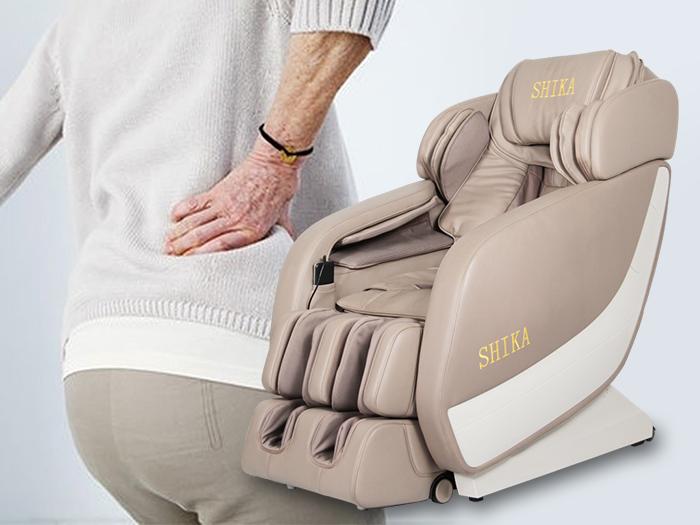 Có nên mua ghế massage Shika cho người già?