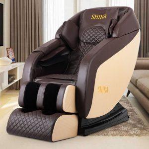 Ghế massage 3D+ cao cấp Shika SK-212